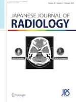 Japanese Journal of Radiology 2/2020