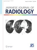 Japanese Journal of Radiology 7/2020