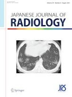 Japanese Journal of Radiology 8/2021