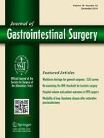 Journal of Gastrointestinal Surgery 12/2014