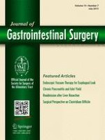 Journal of Gastrointestinal Surgery 7/2015
