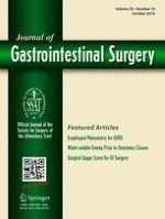 Journal of Gastrointestinal Surgery 10/2016