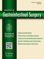 Journal of Gastrointestinal Surgery 5/2016