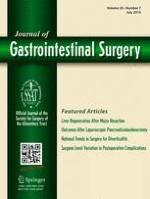 Journal of Gastrointestinal Surgery 7/2016