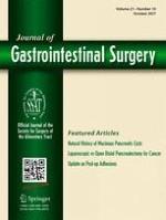 Journal of Gastrointestinal Surgery 10/2017