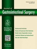 Journal of Gastrointestinal Surgery 12/2017