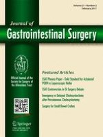 Journal of Gastrointestinal Surgery 2/2017