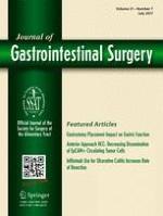 Journal of Gastrointestinal Surgery 7/2017