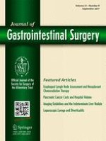 Journal of Gastrointestinal Surgery 9/2017