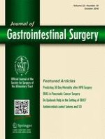 Journal of Gastrointestinal Surgery 10/2018