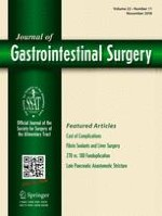 Journal of Gastrointestinal Surgery 11/2018
