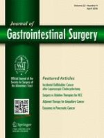 Journal of Gastrointestinal Surgery 4/2018