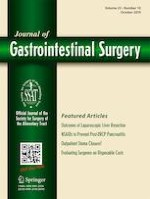 Journal of Gastrointestinal Surgery 10/2019