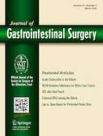 Journal of Gastrointestinal Surgery 3/2019