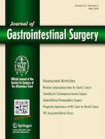 Journal of Gastrointestinal Surgery 5/2019