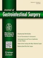 Journal of Gastrointestinal Surgery 6/2019