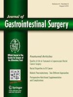 Journal of Gastrointestinal Surgery 8/2019