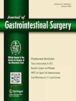 Journal of Gastrointestinal Surgery 1/2020