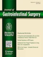 Journal of Gastrointestinal Surgery 4/2020