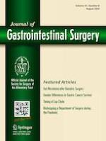 Journal of Gastrointestinal Surgery 8/2020