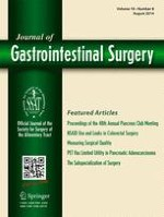 Journal of Gastrointestinal Surgery 8/2003