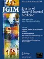 Journal of General Internal Medicine 12/2007