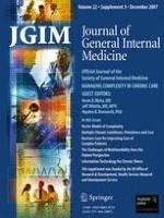 Journal of General Internal Medicine 3/2007