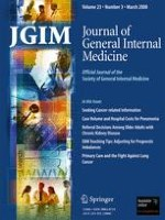 Journal of General Internal Medicine 3/2008