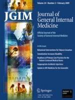 Journal of General Internal Medicine 2/2009
