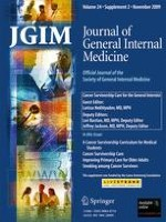 Journal of General Internal Medicine 2/2009