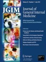 Journal of General Internal Medicine 7/2010