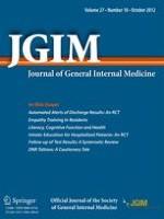 Journal of General Internal Medicine 10/2012