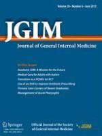 Journal of General Internal Medicine 6/2013