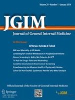 Journal of General Internal Medicine 1/2014