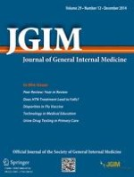 Journal of General Internal Medicine 12/2014