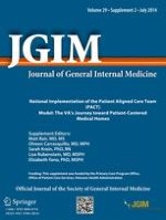Journal of General Internal Medicine 2/2014