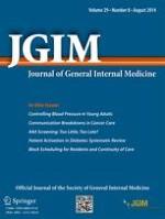 Journal of General Internal Medicine 8/2014