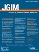 Journal of General Internal Medicine 8/2016