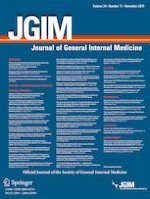 Journal of General Internal Medicine 11/2019