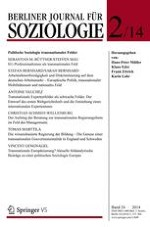 Berliner Journal für Soziologie 1/2003