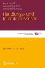 Österreichische Zeitschrift für Soziologie 1/2016