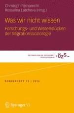 Österreichische Zeitschrift für Soziologie 2/2016