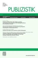 Publizistik 2/2010