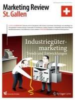 Marketing Review St. Gallen 4/2013