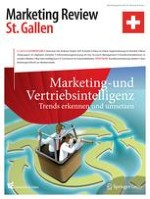 Marketing Review St. Gallen 4/2014