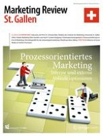 Marketing Review St. Gallen 6/2014