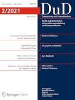 Datenschutz und Datensicherheit - DuD 2/2021