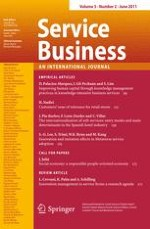 Service Business 2/2011