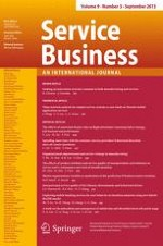 Service Business 3/2015