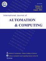 International Journal of Automation and Computing 4/2013
